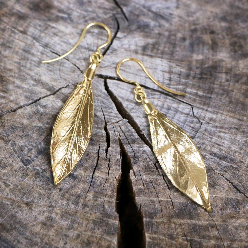 øre smykke smykker pure leaf