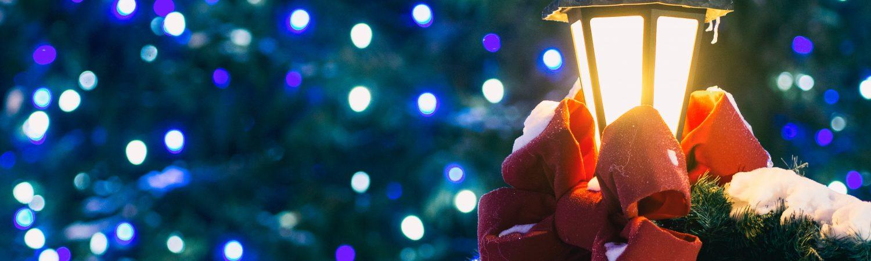jul, sne, lys (Foto: Unsplash)