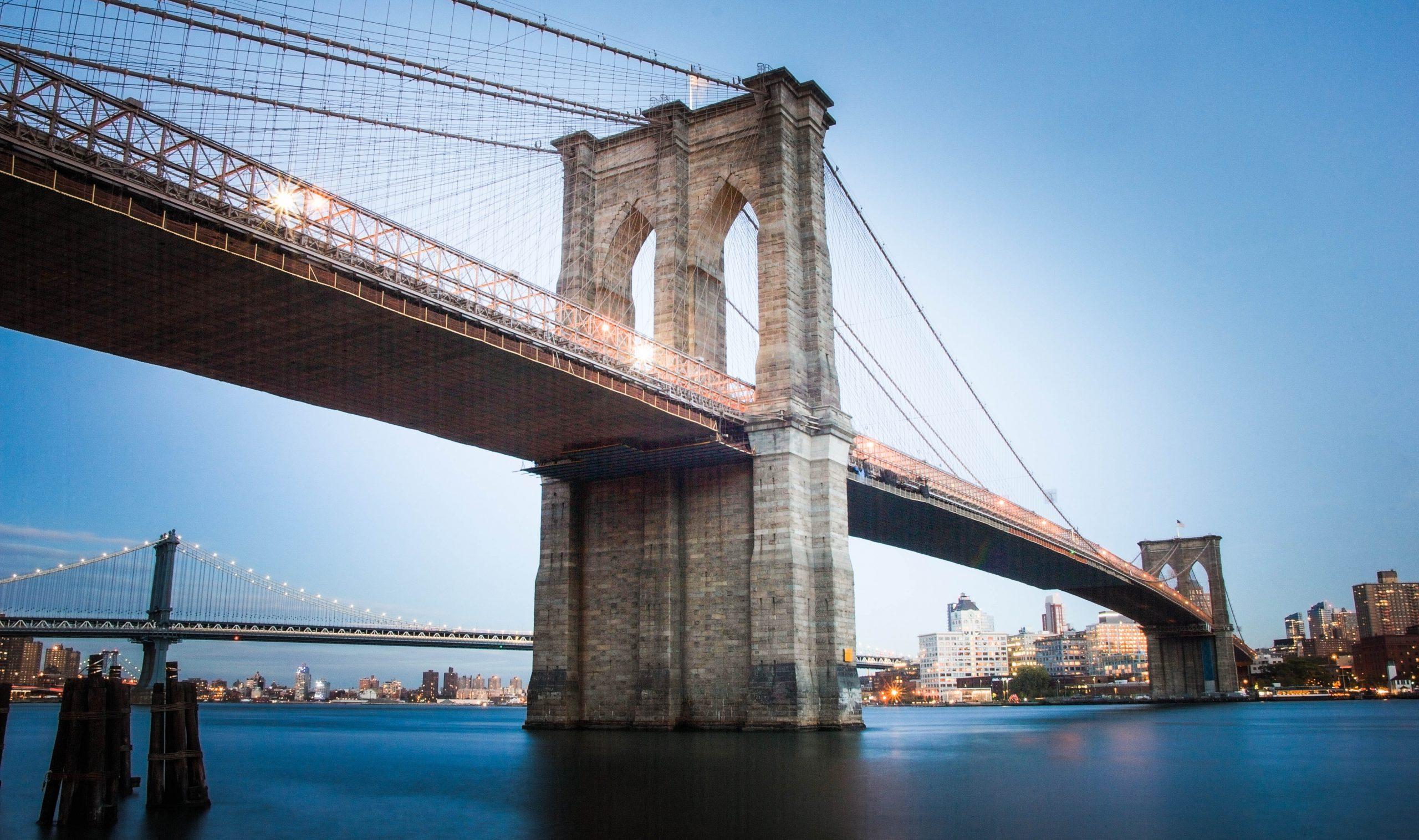 brooklyn bridge Foto: Unsplash)