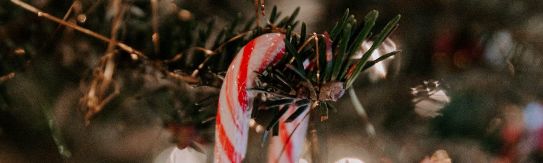 candy cane juletræ julepynt (Foto: Unsplash)