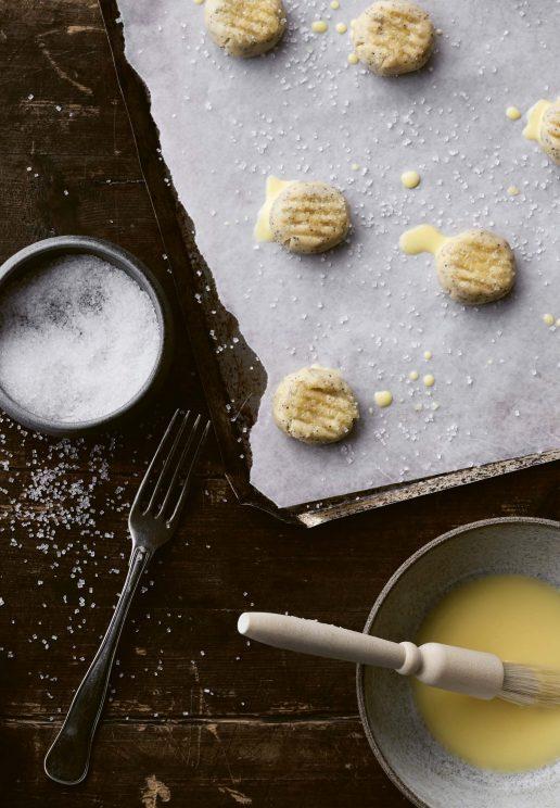 citronsmåkager småkager louisa lorang (Foto: Anders Schönnemann)