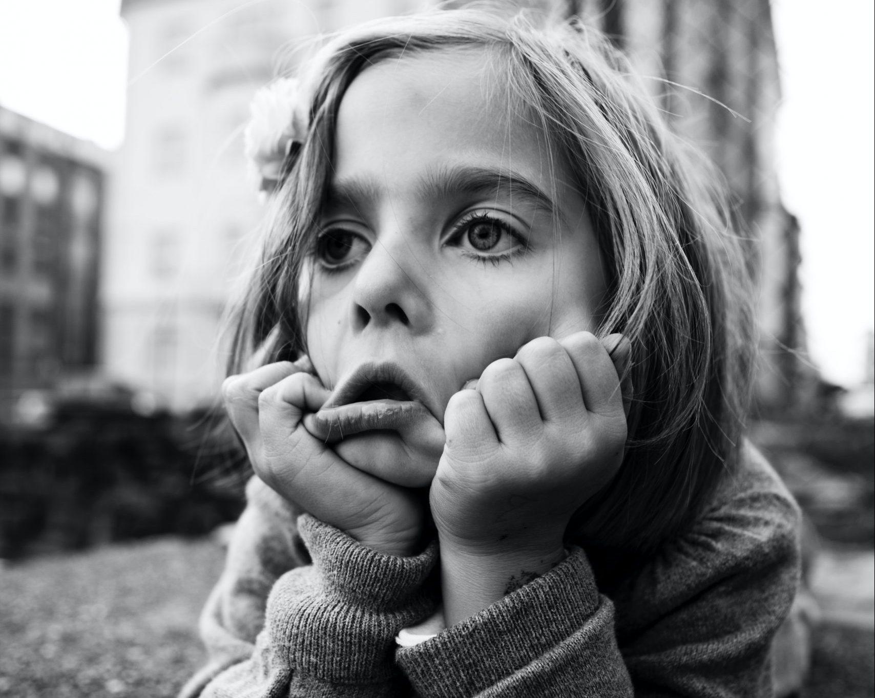 pige, trist Foto: Unsplash)