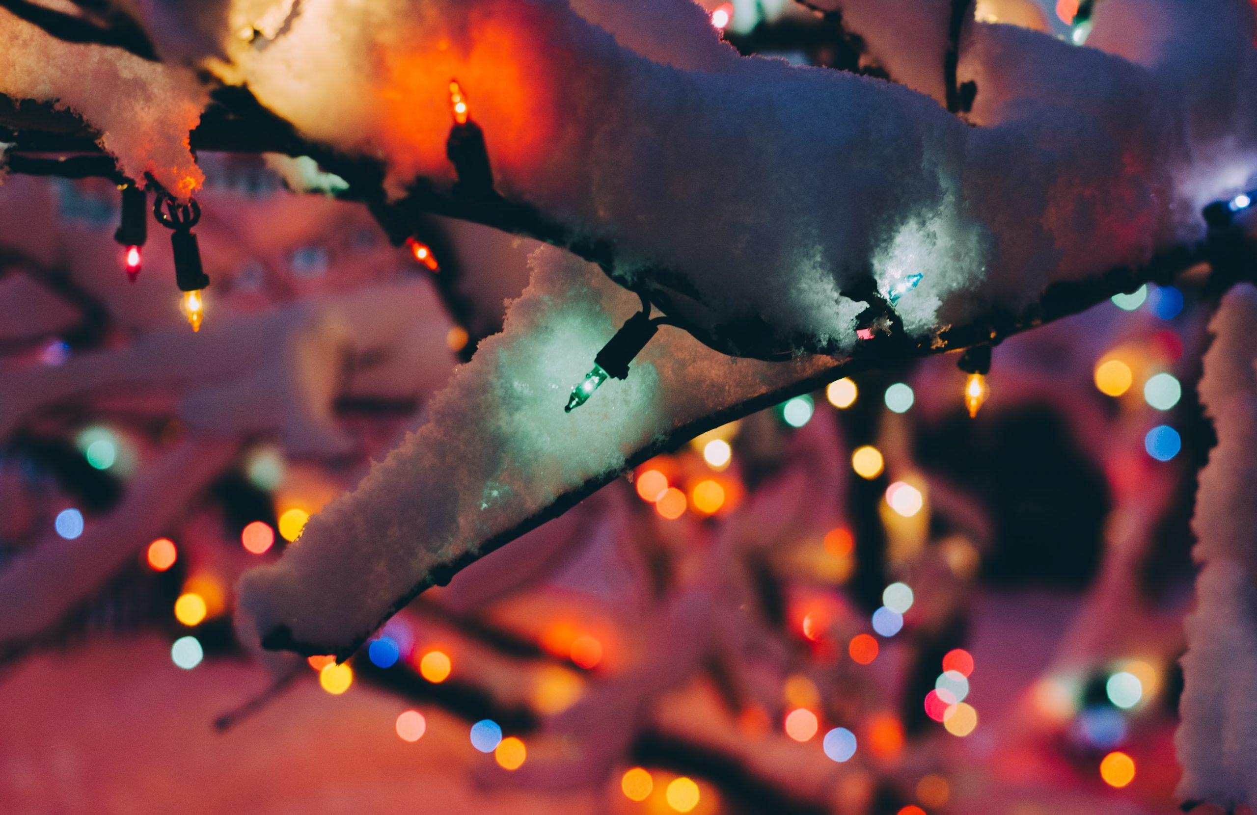 lys, jul (Foto: Unsplash)