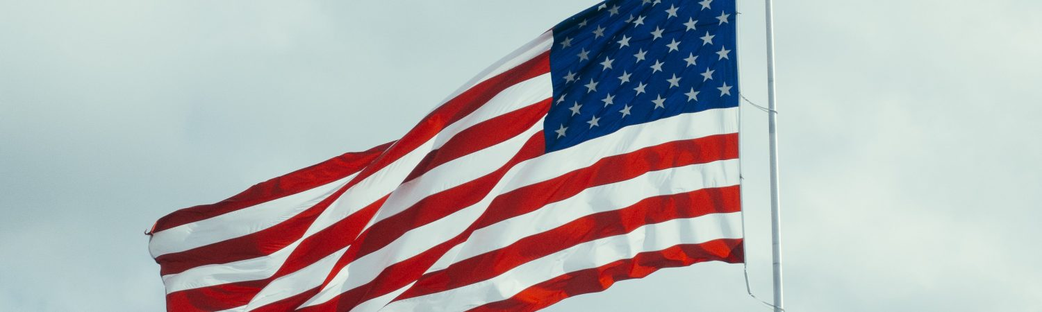 flag usa (Foto: Unsplash)