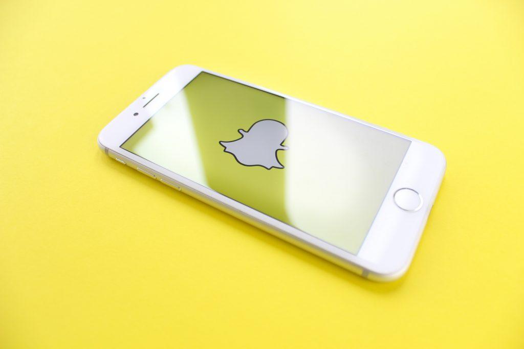snapchat (Foto: Unsplash)