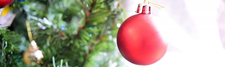 julekugle gran juletræ (Foto: Shutterstock)
