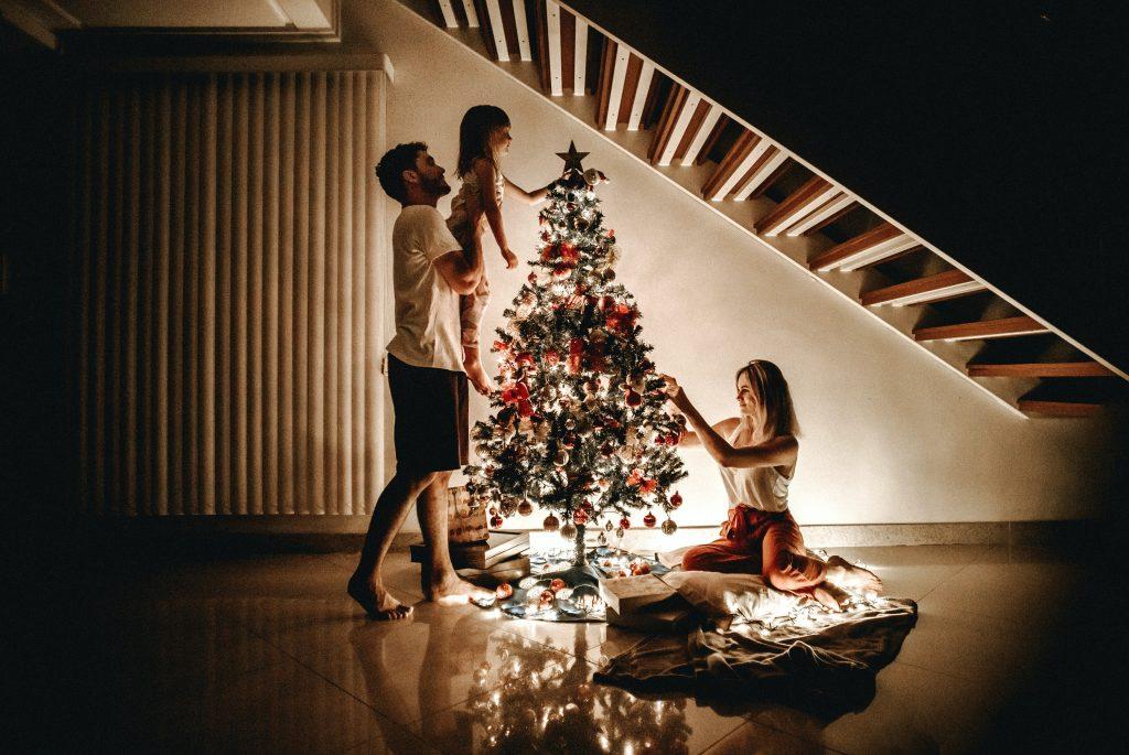 jul juletræ juletraditioner (Foto: Gjendsidige)