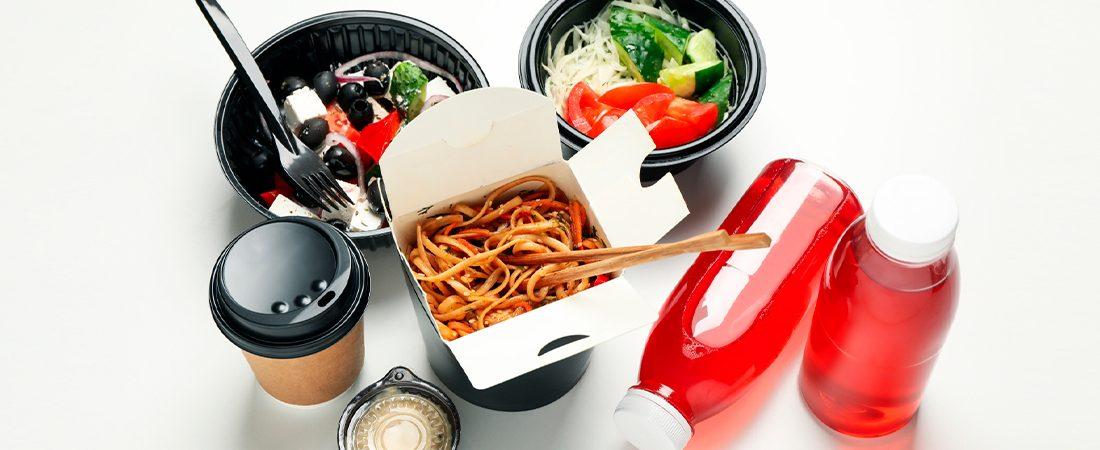 emballage take away plastik (Foto: PR Plastic Change)