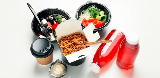 emballage take away plastik (Foto: PR Plastic Change)