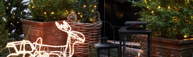 Rekordmange juleaftensfester løber sandsynligvis af stablen i år, og det afspejles i øget salg af julepynt. (Foto: PR)