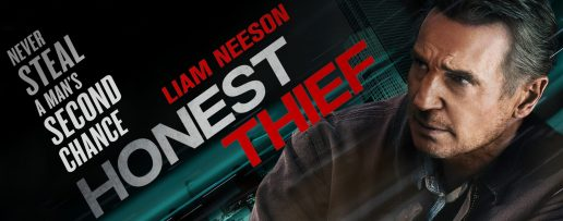 honest thief film