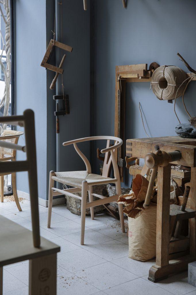 y-stol wegner carl hansen (Foto: Carl Hansen)