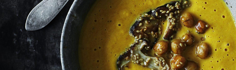 gulerodssuppe (Foto: Betina Hastoft)