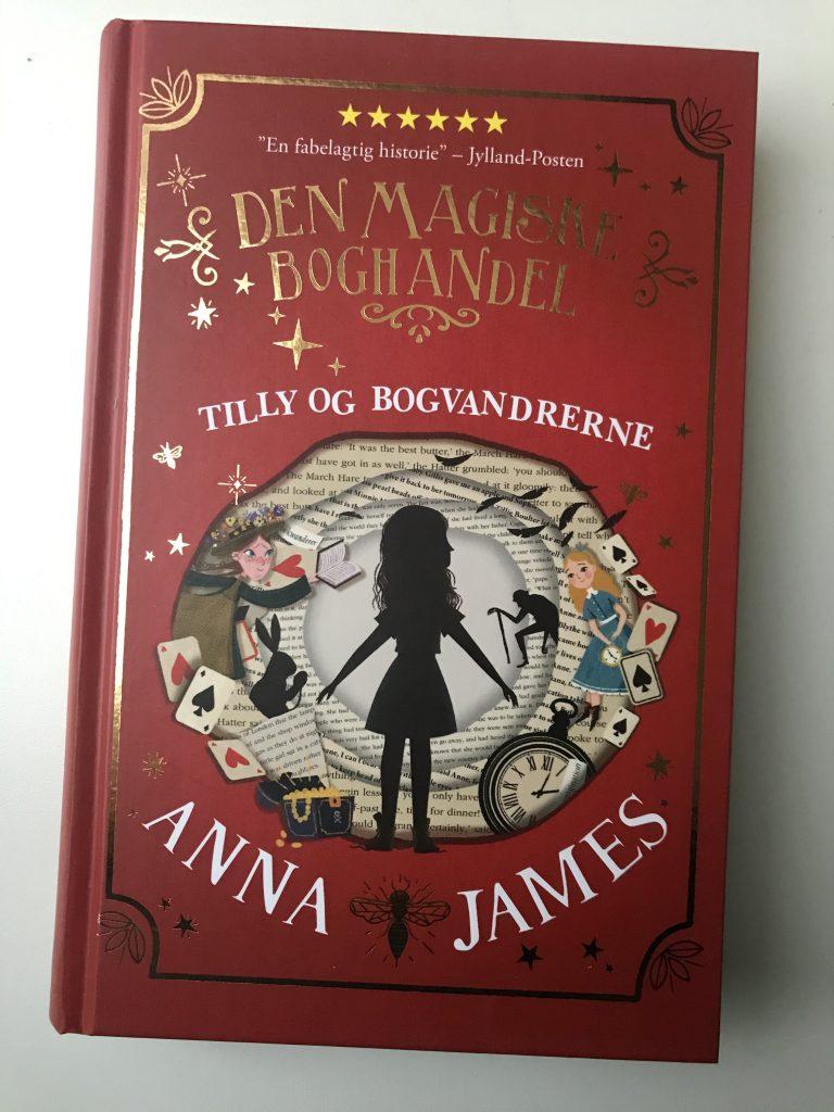 den magiske boghandel anna james