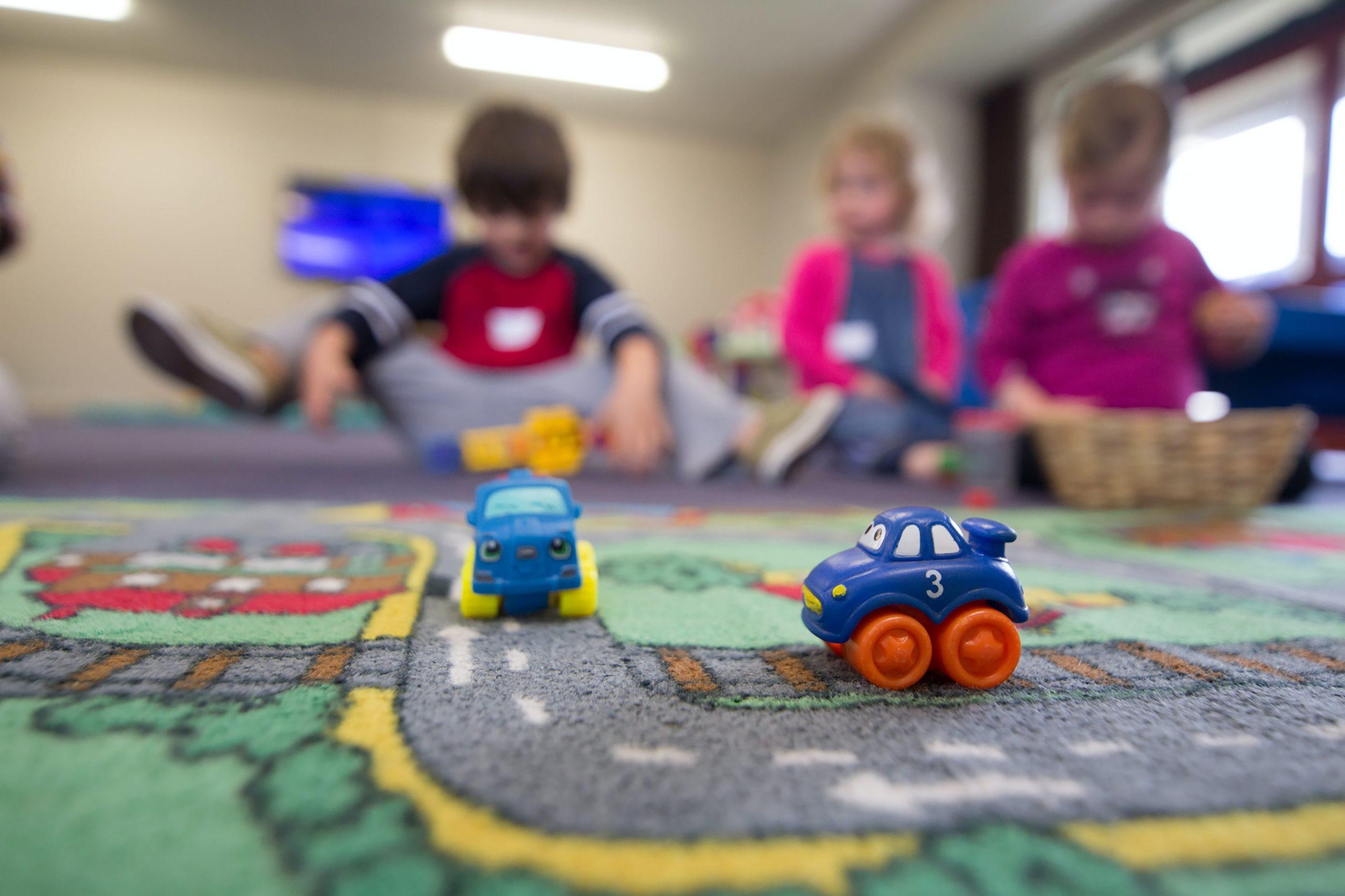 børn, børnehave (Foto: Unsplash)