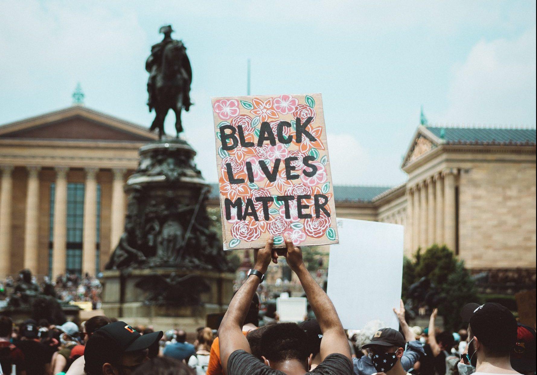 black lives matter (Foto: Unsplash)