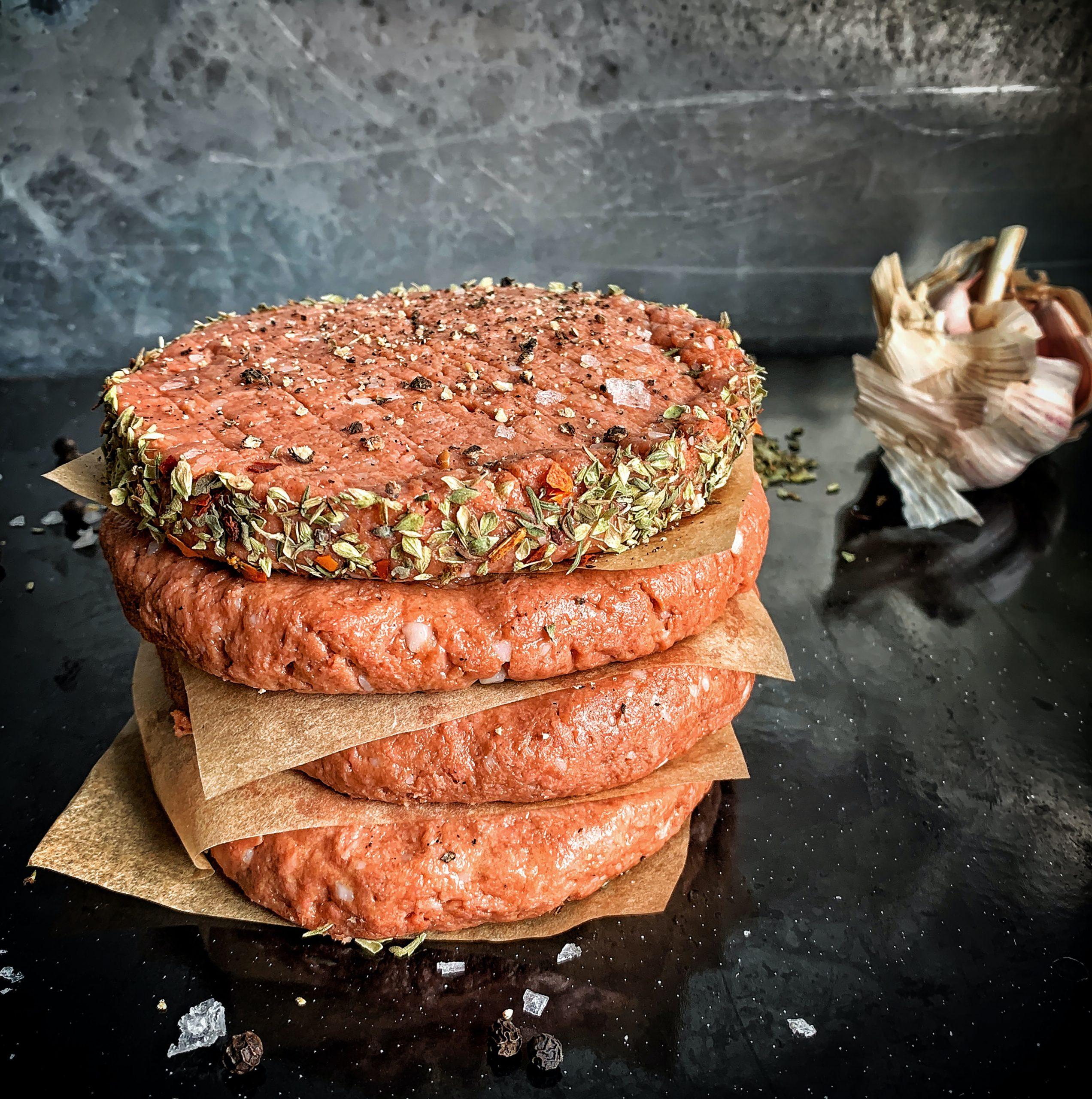 kød, bøffer, burger (Foto: Unsplash)