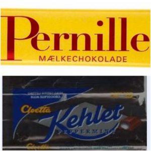 pernille kehlet chokolade (Foto: Kollage : MY DAILY SPACE)