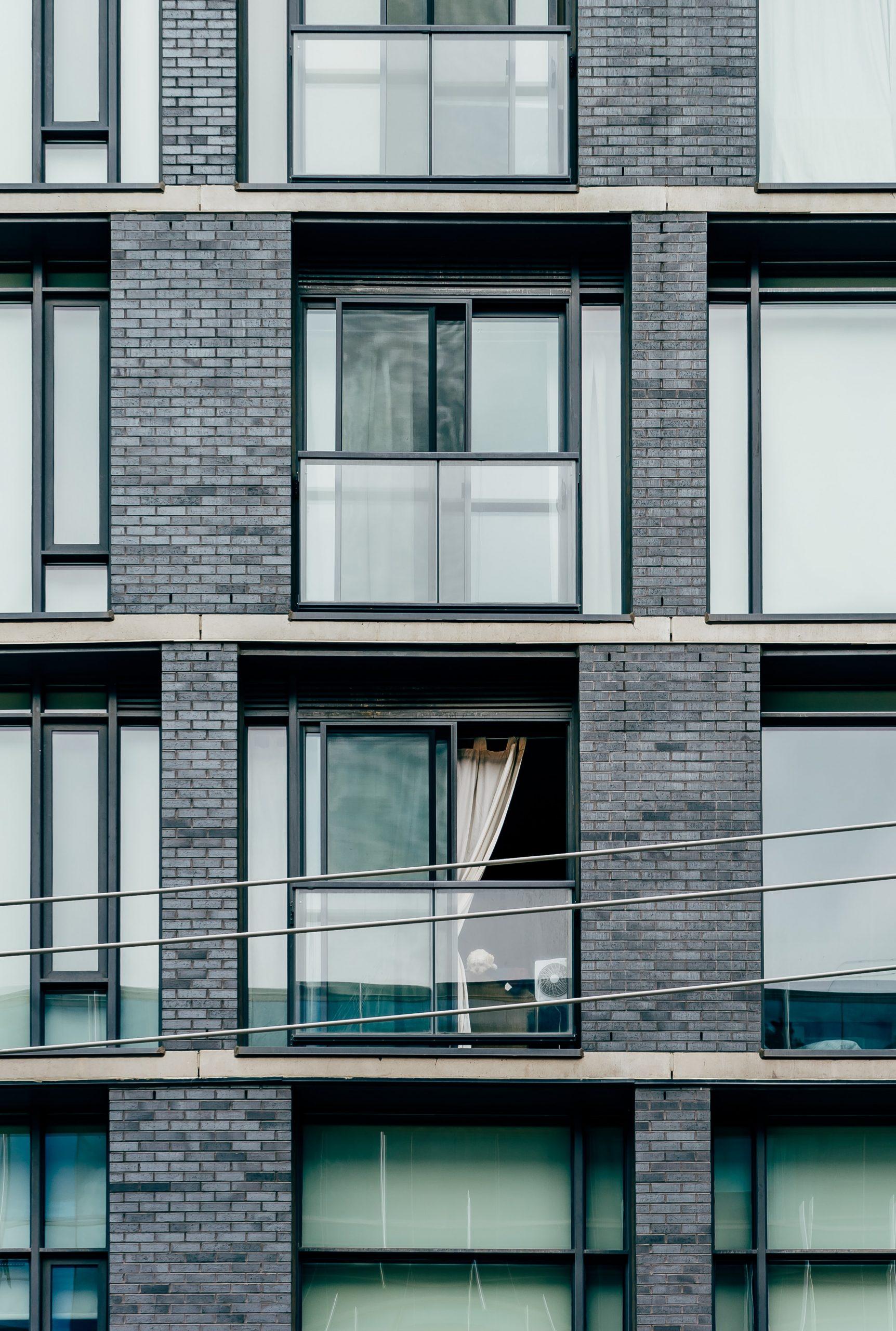 lejlighed, vinduer (Foto: Unsplash)