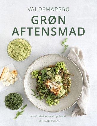Valdemarsro, grøn mad, vegetar, vegansk, kogebøger