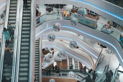center, shopping (Foto: Unsplash)
