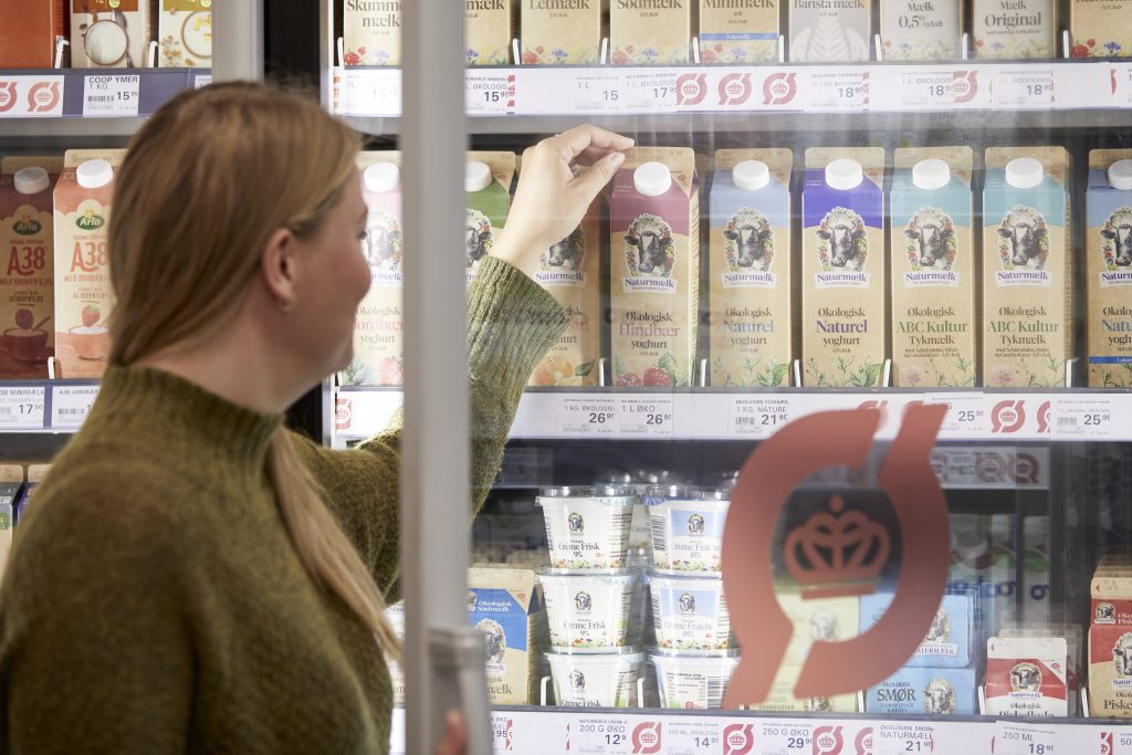 mælk økologi økologisk landsforening
