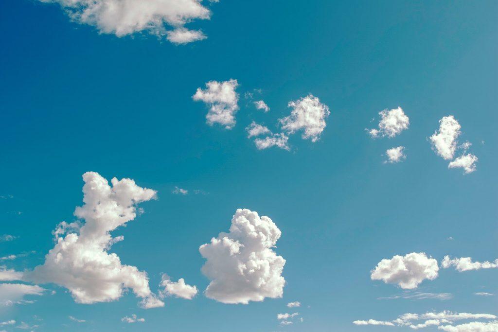 dmi skyer himmel vejret (Foto: DMI)