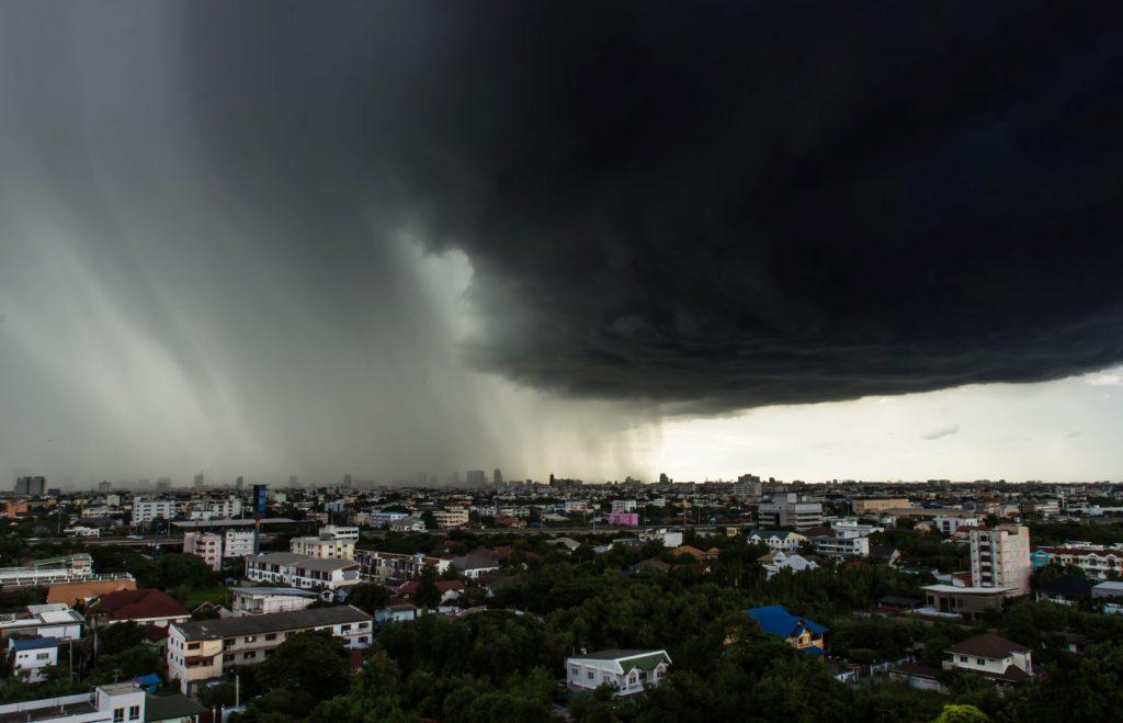 vejret storm (Foto: Topdanmark)