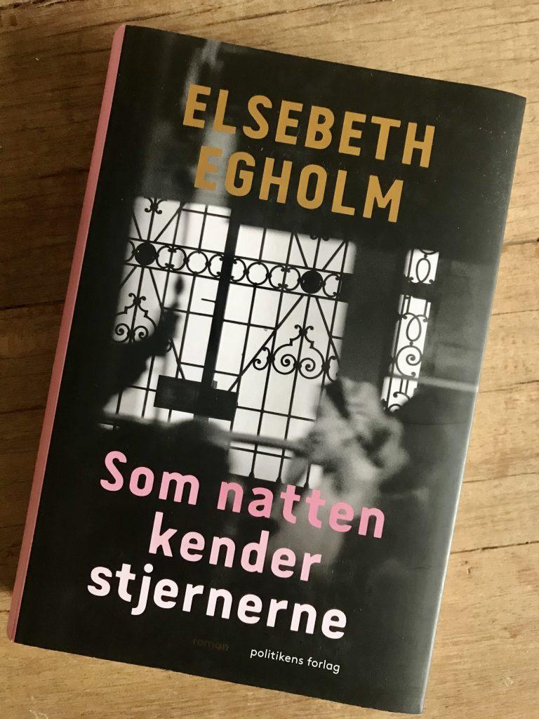 elsebeth egholm som natten kender stjernerne bog
