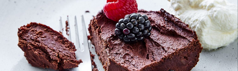 chokoladekage michelle kristensen (Foto: Joachim Wichmann)