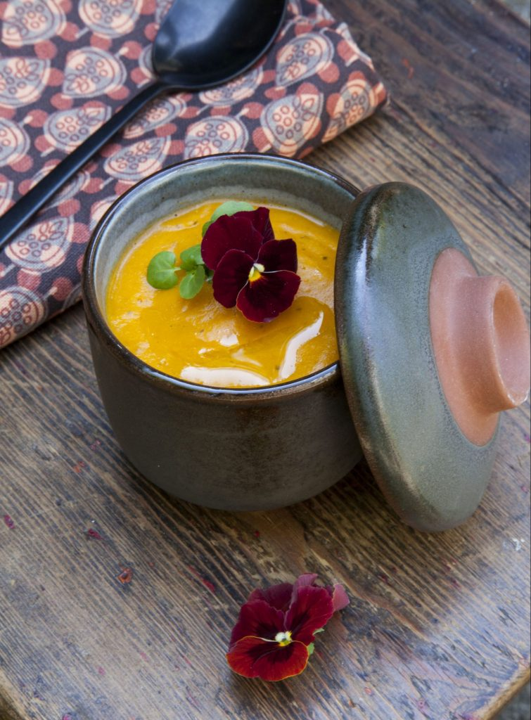 kartoffel linsesuppe suppe ayurveda (Foto: Cecilie Loulou Simonsen)