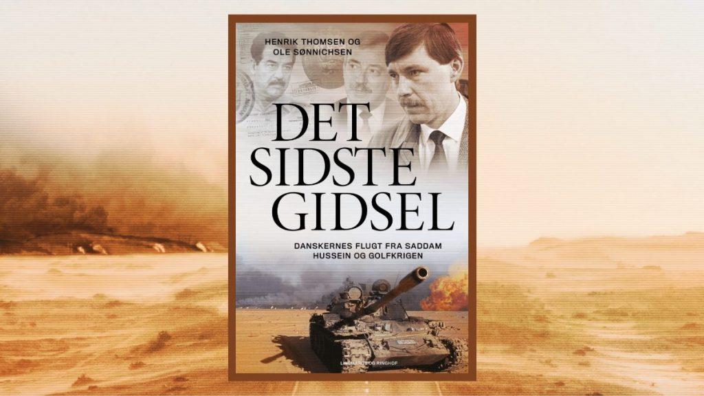 bog det sidste gidsel (Foto: Lindhardt og Ringhof)