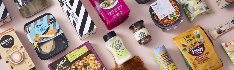 plantebaserede produkter mad (Foto: PR)