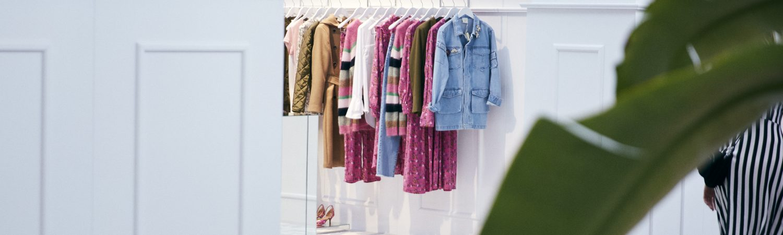 tøjbutik tøj mode