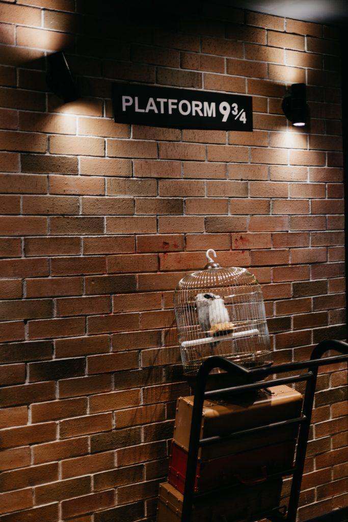 harry potter (Foto: Unsplash)