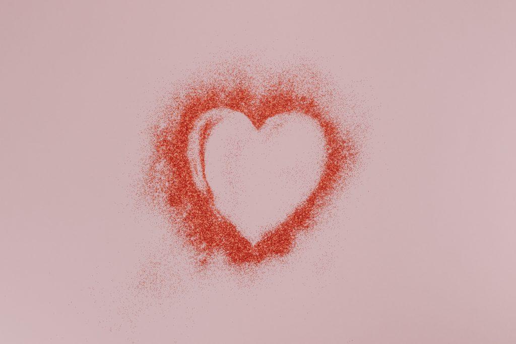 hjerte kærlighed love kæreste valentin