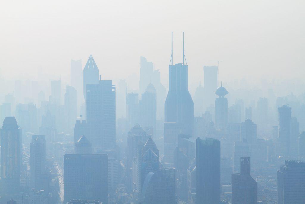 forurening storby luftforurening (Foto: Unsplash)