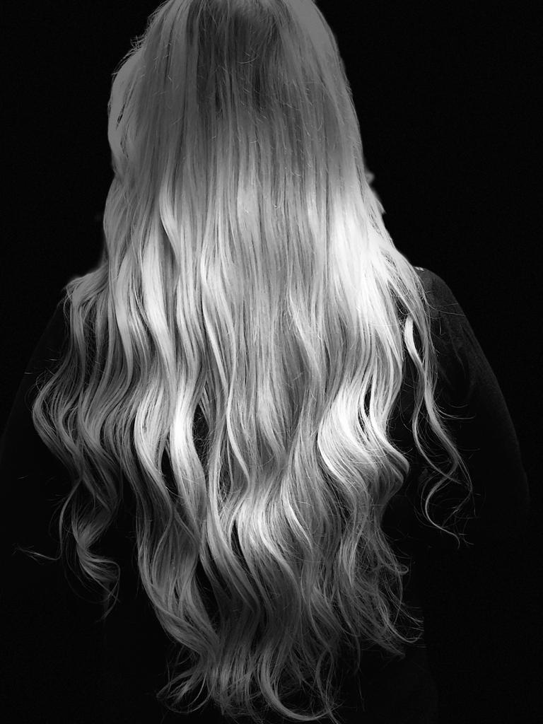 hår hårpleje