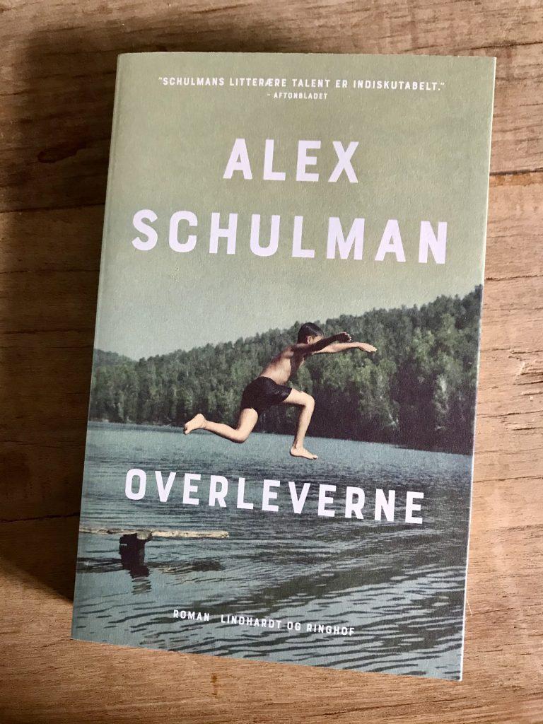 alex schulman overleverne bog