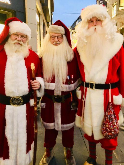 jul københavn julemænd strøget (Foto: MY DAILY SPACE)