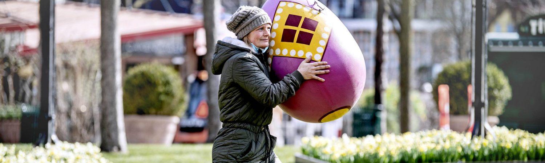 påske tivoli æg