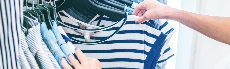 tøj mode shopping (Foto: Unsplash)