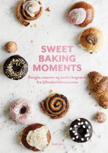 forside bog frederikke wærens sweet baking moments