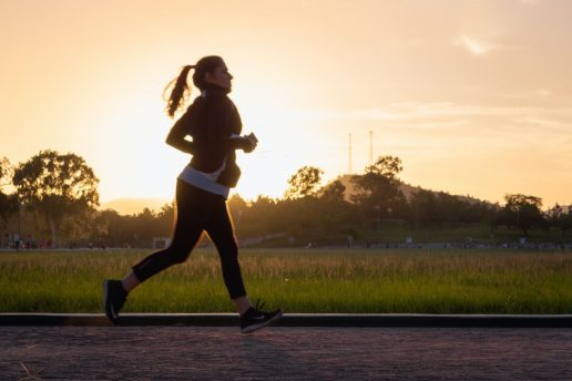 løbe løbetur motion
