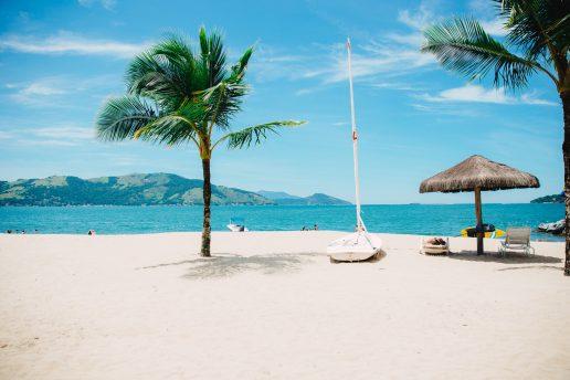 strand palme rejse