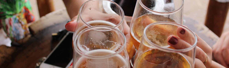 øl druk alkohol unge