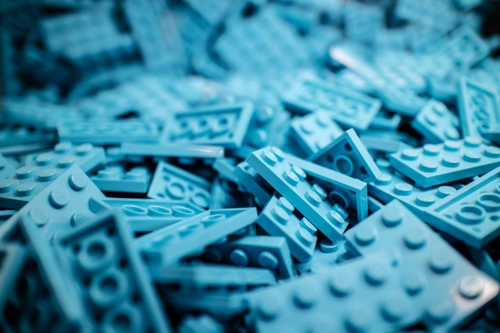 plasti plastik lego