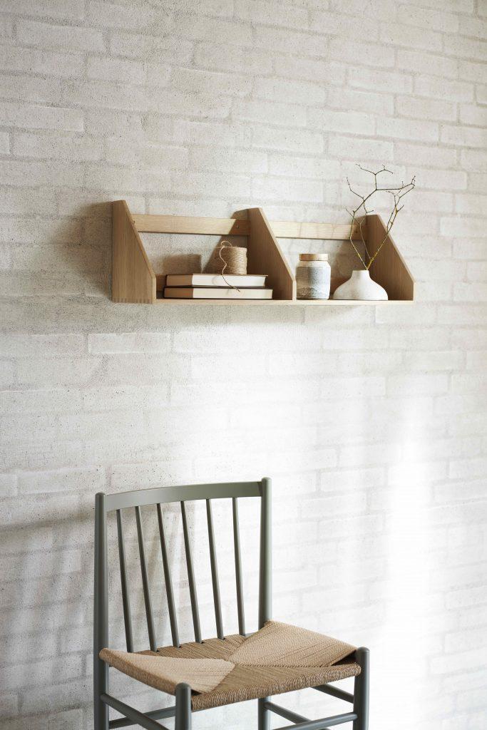 stol hylde fdb møbler