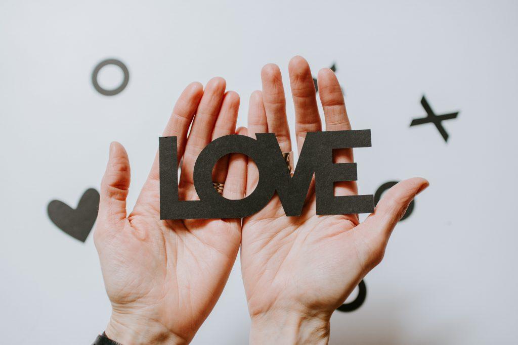 love kærlighed forelsket