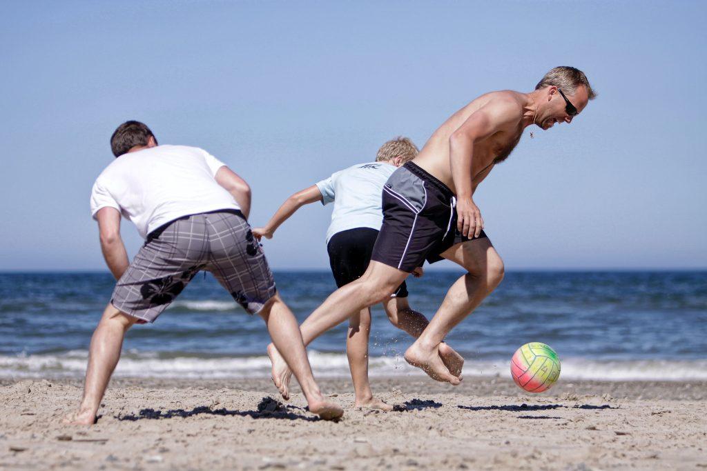 strand fodbold